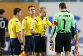 Динамо 0:0 Рубин
