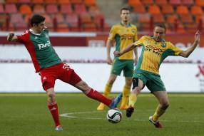 Локомотив 1:1 Кубань