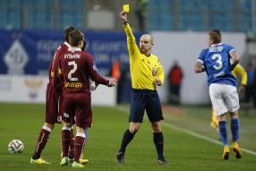 Динамо - Рубин 0-2