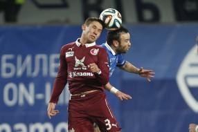 Динамо 0:2 Рубин