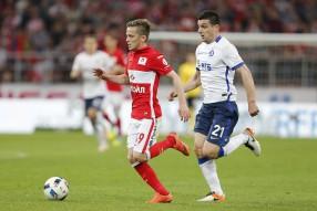 Спартак - Динамо 3-0