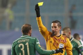 Динамо - Панатинаикос 2-1