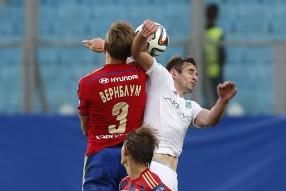 ПФК ЦСКА 1:0 Терек