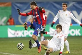 ЦСКА - Уфа 5-0
