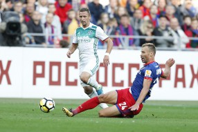 ПФК ЦСКА 0:1 Ахмат