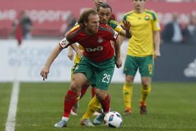 Локомотив 0:1 Кубань