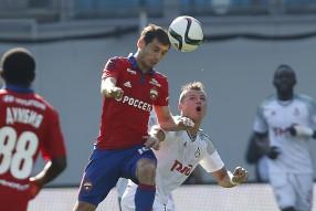 CSKA - Lokomotiv - 1:1