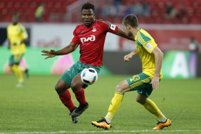 Lokomotiv 0:1 Kuban