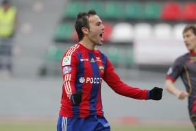 Арсенал 1:4 ПФК ЦСКА