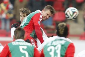 Локомотив - Спартак 1-0