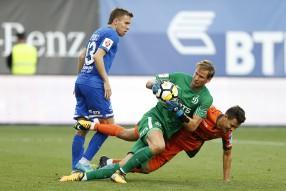 Динамо 0:1 Урал