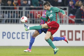 ЦСКА - Локомотив 4-0
