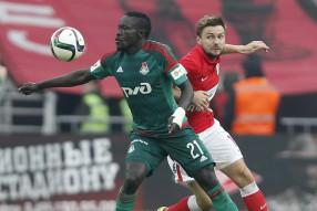 Спартак - Локомотив 1-2