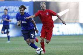Динамо - Мордовия 2-2