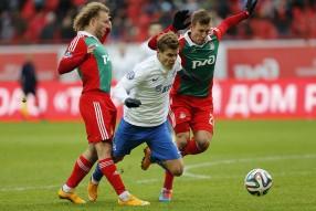 Lokomotiv 4:2 Dinamo