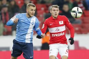 Спартак - Крылья Советов 1-0