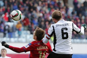 ПФК ЦСКА 1:1 Краснодар