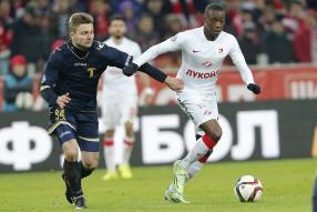 Торпедо - Спартак 0-1