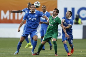 Динамо - Омония 2-2