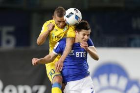 Динамо 1:3 Ростов