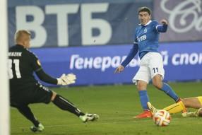 Динамо - Эшторил 1-0