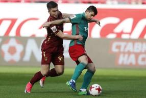 Локомотив 0:1 Рубин