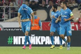 Spartak - Zenit - 2:2