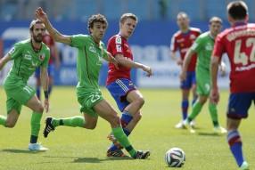 ЦСКА - Рубин 2-1
