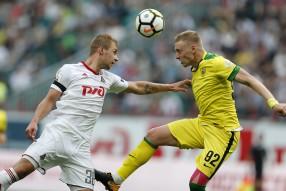 Локомотив 1:0 Анжи