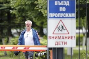 Тренировка ПФК ЦСКА перед ОЛИМП Суперкубок России