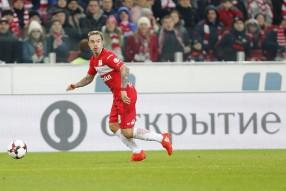 Спартак 1:0 Амкар