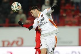 Локомотив 1:0 Урал
