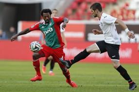 Локомотив 3:1 Амкар