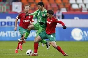 Локомотив - Рубин 1-0