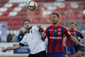 Торпедо 0:2 ПФК ЦСКА