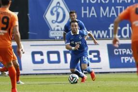 Динамо 2:0 Урал