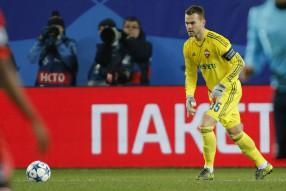 ЦСКА - Манчестер Юнайтед 1-1
