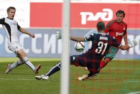 Локомотив 2:1 Краснодар