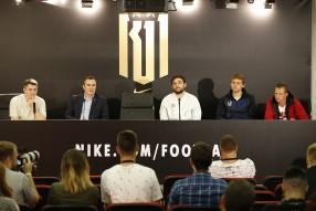 Пресс-конференция перед Финальной игрой проекта К1 ...