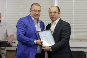 С.В. Кораблев и С.Г. Прядкин