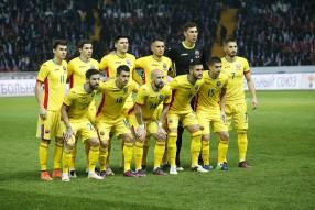 Россия - Румыния 1:0