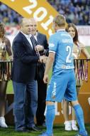Суперкубок России Зенит - Локомотив 1-1 (4-2)