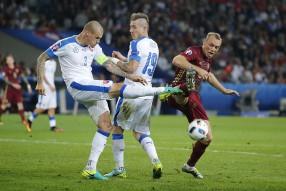Россия - Словакия 1-2