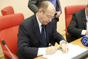 Соглашение о сотрудничестве между РФПЛ и ГУУ