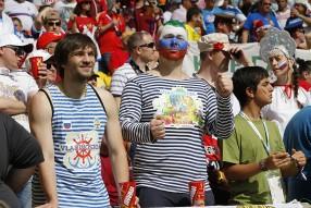 Бельгия - Россия 1-0