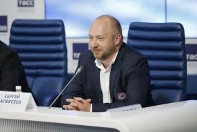 Пресс конференция посвященная началу Чемпионата Ро ...