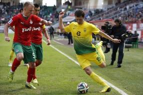 Локомотив - Анжи 0:0