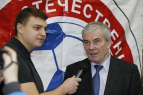 """Лига Добрых Сердец в Академии """"Спартак """" ..."""