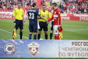 Спартак - Мордовия 2-2