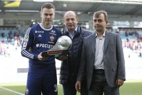 ЦСКА - Томь 2-0